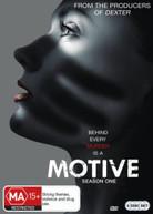MOTIVE: SEASON 1  [DVD]
