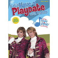 LET YOUR MUSIC SHINE WITH LISA &  LINDA - LET'S HAVE A PLAYDATE WITH DVD