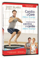 CARDIO &  CORE ON THE MINI -TRAMP (UK/FRE) DVD