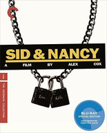 CRITERION COLLECTION: SID & NANCY BLURAY