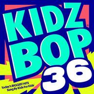 KIDZ BOP KIDS - KIDZ BOP 36 CD