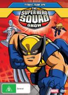 THE SUPER HERO SQUAD SHOW: VOUME 2 - TITANIC TEAM UP (2009)  [DVD]