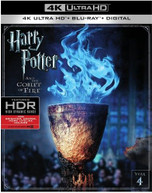 HARRY POTTER & THE GOBLET OF FIRE 4K BLURAY