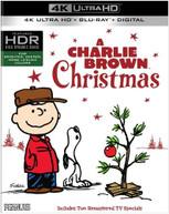 CHARLIE BROWN CHRISTMAS 4K BLURAY