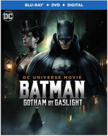 BATMAN: GOTHAM BY GASLIGHT BLURAY
