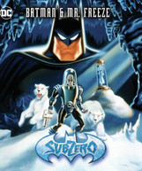 BATMAN & MR FREEZE: SUBZERO (1997) BLURAY