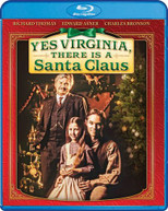YES VIRGINIA THERE IS A SANTA CLAUS BLURAY