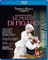 LE NOZZE DI FIGARO BLURAY