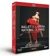 PARIS OPERA BALLET BLURAY