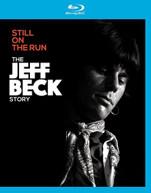 JEFF BECK - STILL ON THE RUN - THE JEFF BECK STORY BLURAY