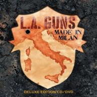 L.A. GUNS - MADE IN MILAN BLURAY