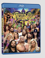 WWE: WRESTLEMANIA 34 BLURAY