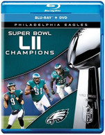 NFL SUPER BOWL 52 CHAMPIONS BLURAY