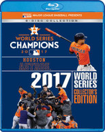 2017 WORLD SERIES COLLECTOR'S EDITION BLURAY
