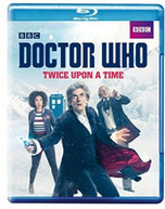 DOCTOR WHO SPECIAL: TWICE UPON A TIME BLURAY