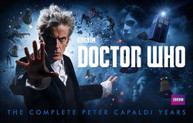 DOCTOR WHO: COMPLETE PETER CAPALDI YEARS BLURAY