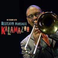 DELFEAYO MARSALIS - KALAMAZOO (AN) (EVENING) (WITH) (DELFEAYO) (MARSALIS) CD