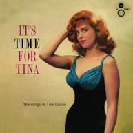 TINA LOUISE - IT'S TIME FOR TINA CD