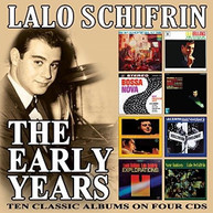 LALO SCHIFRIN - EARLY YEARS CD