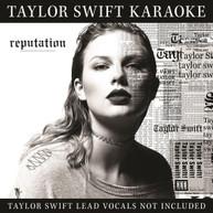 TAYLOR SWIFT - TAYLOR SWIFT KARAOKE: REPUTATION CD