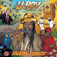 U -ROY - TALKING ROOTS CD