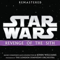 JOHN WILLIAMS - STAR WARS: REVENGE OF THE SITH / SOUNDTRACK CD