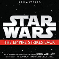 JOHN WILLIAMS - STAR WARS: THE EMPIRE STRIKES BACK / SOUNDTRACK CD