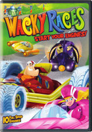 WACKY RACES: START YOUR ENGINES - SSN 1 - VOL 1 DVD