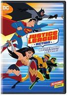 JUSTICE LEAGUE: ACTION SEASON 1 PART 2 DVD