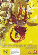 DIGIMON ADVENTURE TRI.: PART 3 - CONFESSION (2016)  [DVD]