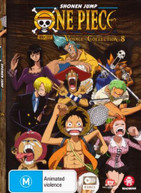 ONE PIECE VOYAGE: COLLECTION 8 (EPISODES 349-396) (2007)  [DVD]