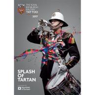 VARIOUS ARTISTS - THE ROYAL EDINBURGH MILITARY TATTOO 2017 - SPLASH OF TARTAN * DVD