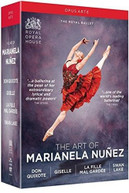 ART OF MARIANELA NUNEZ DVD