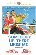 SOMEBODY UP THERE LIKES ME (1956) DVD