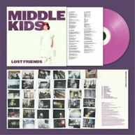 MIDDLE KIDS - LOST FRIENDS (LIMITED EDITION PURPLE VINYL) * VINYL