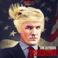 JIM JEFFERIES - FREEDUMB VINYL
