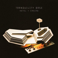 ARCTIC MONKEYS - TRANQUILITY BASE HOTEL & CASINO VINYL