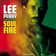 LEE PERRY &  THE UPSETTERS - SOUL ON FIRE VINYL