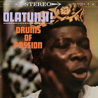 OLATUNJI - DRUMS OF PASSION VINYL