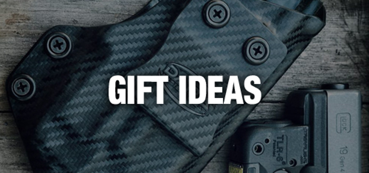 Solved: Holiday Gifts for Gun Guys