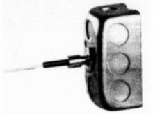 Johnson Controls TE-6001-3 Packing, Fittings & Handi Box