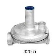 Maxitrol Gas Pressure Regulator 325-5-1/2