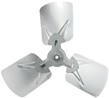 """Rheem 70-100580-04 24"""" Ccw 3 Blade Fan; 1/2""""Bore"""