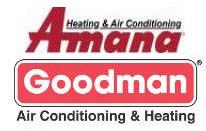 Amana/Goodman Blower Wheel - Part # B1368047A