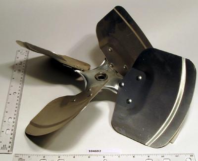 Reznor Fan Blade Part 104692 Furnacepartsource Com