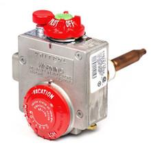 "Robertshaw 110-206 Natural Gas Water Heater 160F, 1/2"" 3.5 W.C. 2-3/8 Shank"