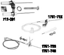 "Robertshaw 1751-749 Ignitor / Sensor Assembly 72"""
