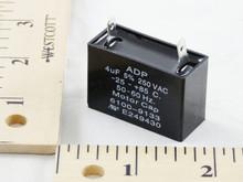Heil Quaker 1149252 4MFD 250V Square Run Capacitor