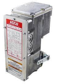 ASCO AH2E112A4 120V Actuator, 7/12 Sec With Damper Arm
