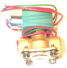 "ASCO 8030G83 3/4"" No 0/2# 120V 5.Cv Brass"
